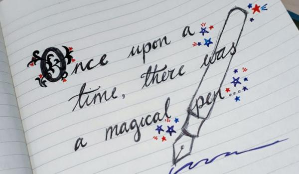 Once Upon a Time... A Pen Heaven Fairy Tale