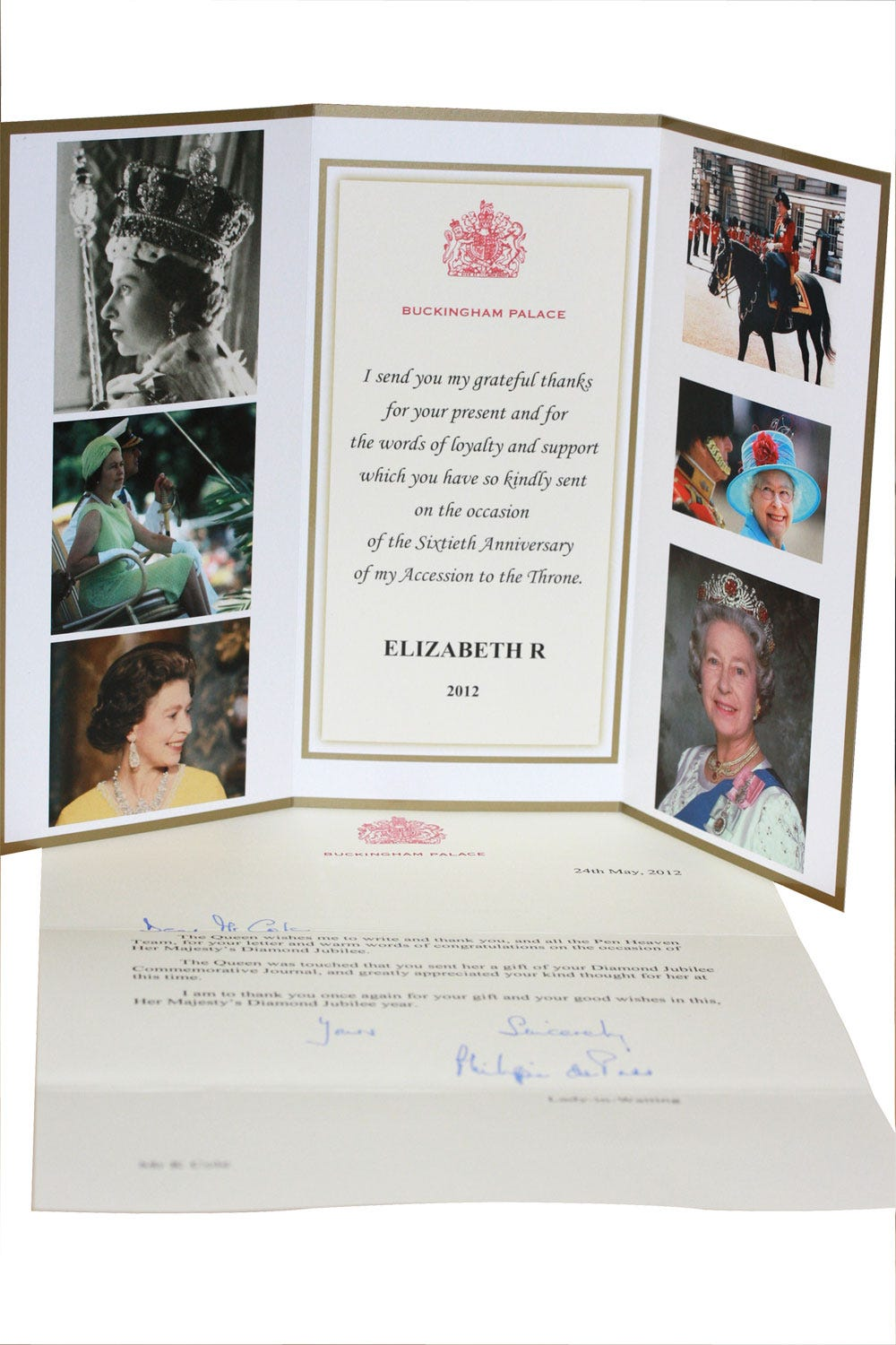 Diamond Jubilee Competition - win x 2 journals!