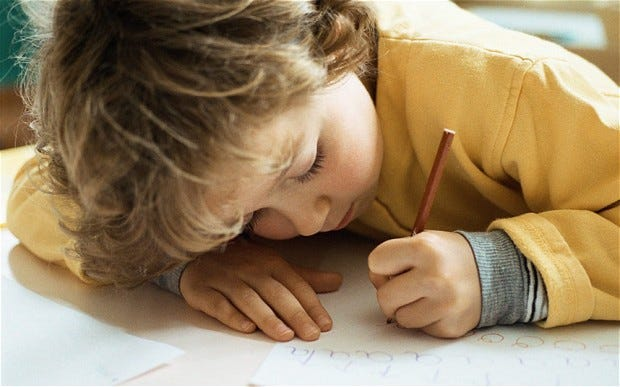 Is Handwriting Under Threat in British Schools?