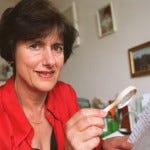 Elaine Quigley, graphologist