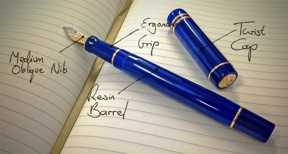 What to Look Out for When Buying a Fountain Pen