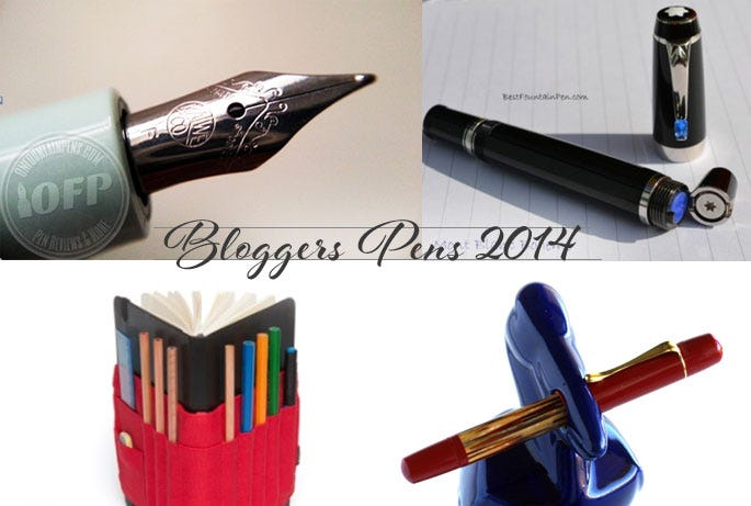 Stationery Bloggers Review of 2014