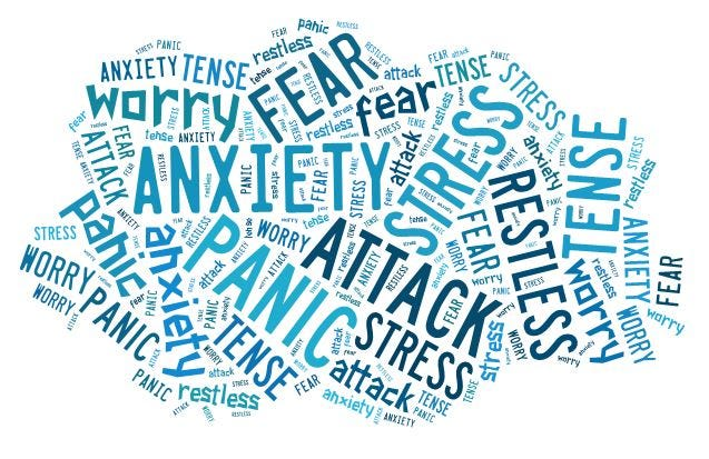 Writing to Combat Anxiety
