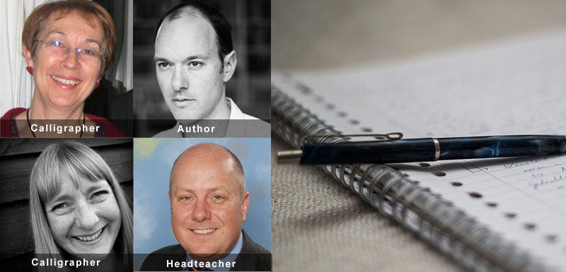 Why Handwriting Matters to Us - The Exclusive Interviews