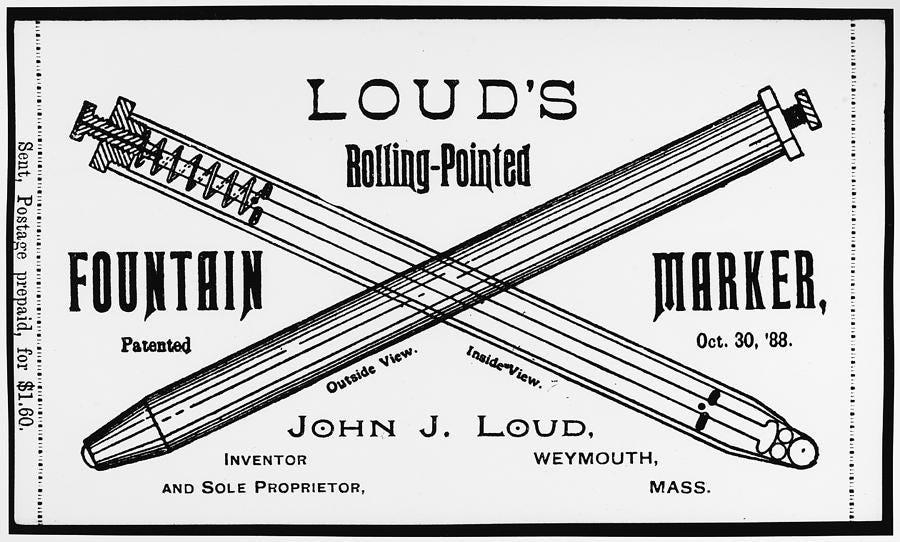 john-j-louds-ballpoint-pen