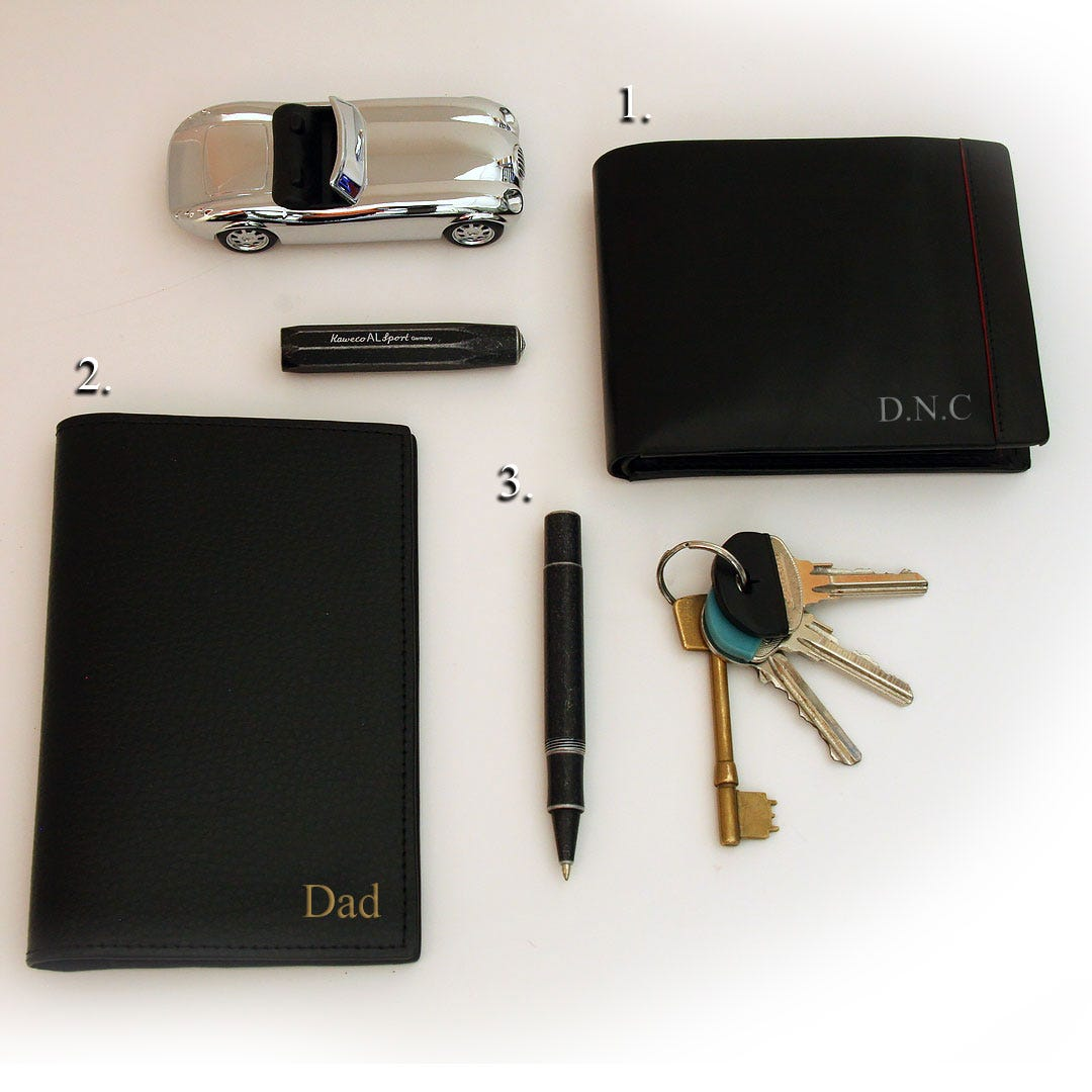 Father's Day Gift Inspiration - On-the-Go Collection