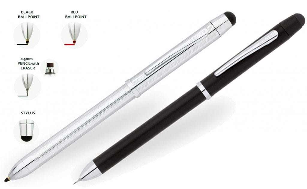 Top 5: Products for Students - Cross Tech3+ Multifunction Pen