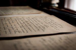 Why I Write: Handwritten Letters