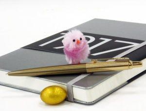 Easter Colour Egg-stravaganza: Metallics - Leuchtturm1917 Medium Notebook & Parker Jotter Ballpoint Pen