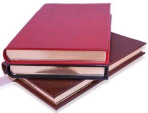 Royal Vows: Capri Large Leather Journal
