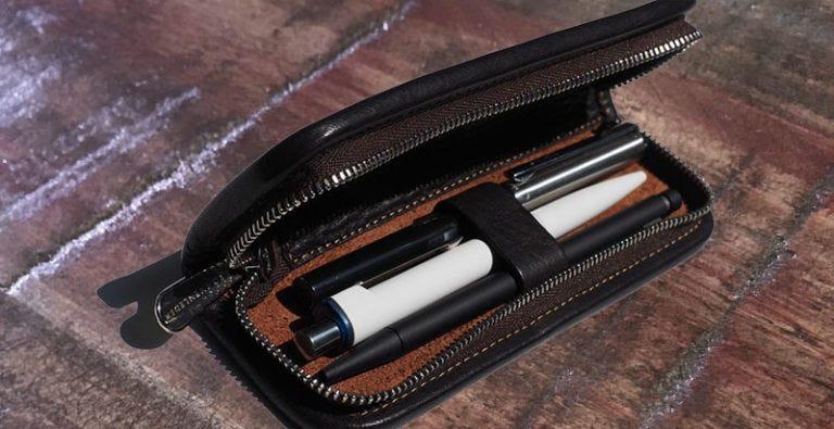Proper Pen Storage