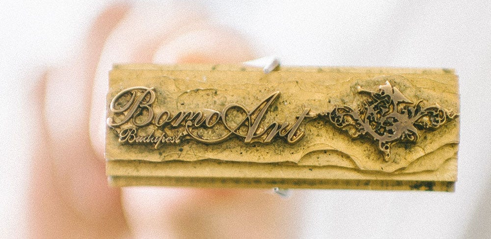Handcrafted: Bomo Art