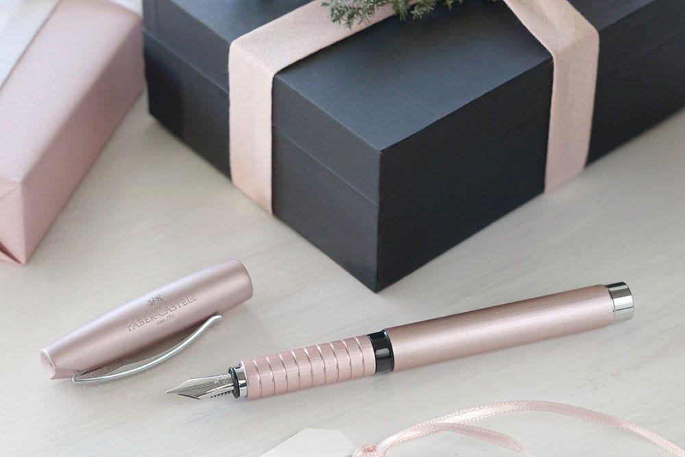 Faber-Castell Essentio Rose Fountain Pen