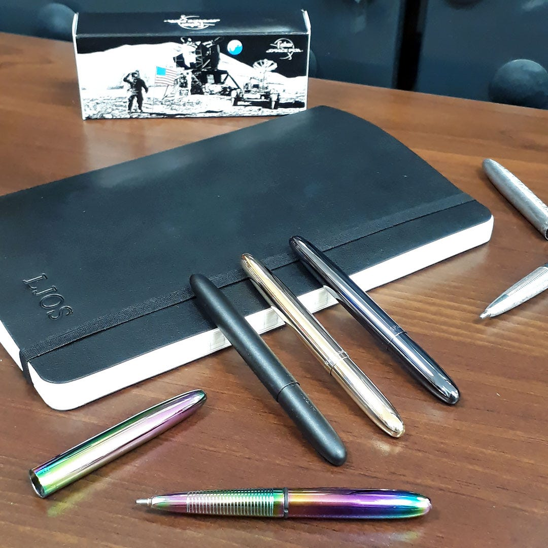 Fisher Space Bullet pens