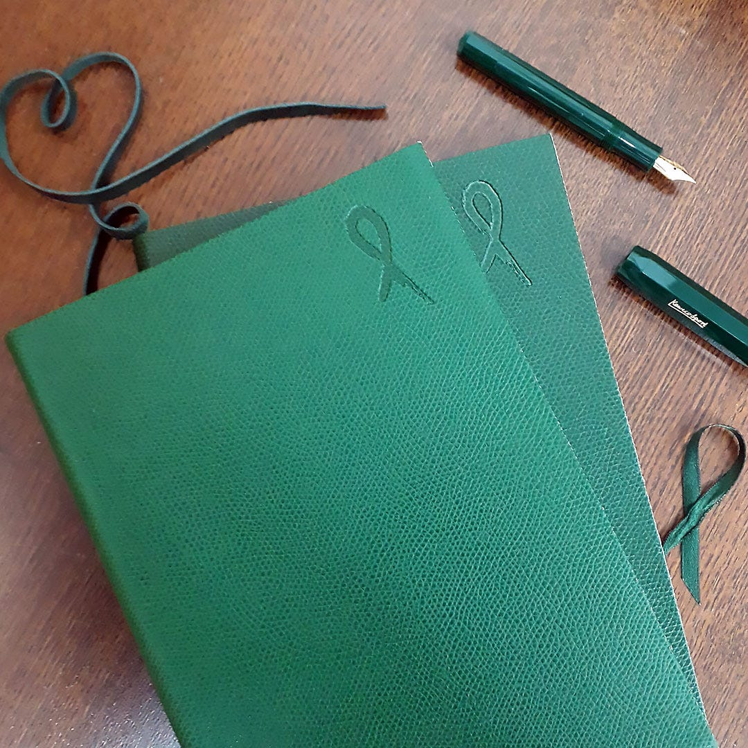 Green Ribbon Journal