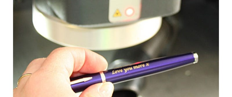 Our Pen Engraving Service