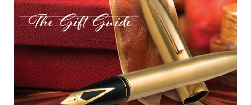 The Pen Gift Guide